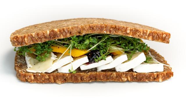 סנדוויצים בריאים לטיולים