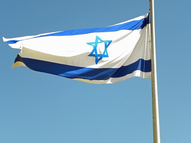 דגל ישראל ליום העצמאות