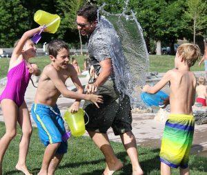 פעילויות עם ילדים בקיץ