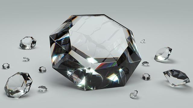 טבעות יהלום של האלפיון העליון