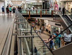 התפתחות הקניונים בישראל