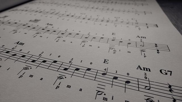 יצירת מוסיקה